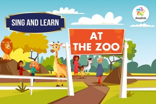SING AND LEARN: AT THE ZOO